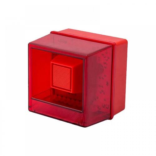 آژیر فلاشر سیستم اعلام حریق 12 ولت LED زنون آریاک مدل 12-AVX