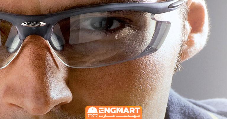 نکات مهم در انتخاب عینک های ایمنی