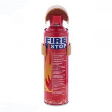 اسپری اطفا حریق نیم لیتری برند FIRE STOP
