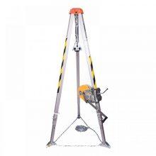 سه پایه نجات  برند Protekt TM13 همراه وینچ و کابل فولادی ۵۰ متری