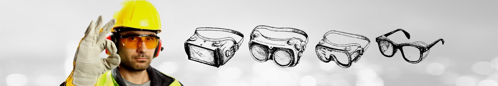 عینک ایمنی عینک آزمایشگاهی عینک ضد خش عینک ضد ضربه عینک ایمنی ضد بخار