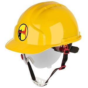 انواع کلاه ایمنی عایق برق