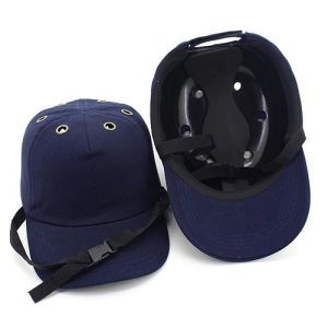 انواع کلاه ایمنی نقابدار لبه دار گپ