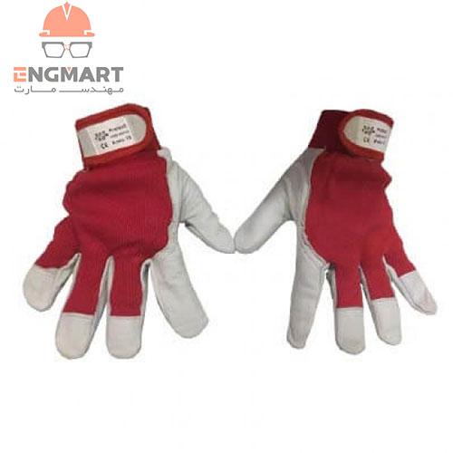 دستکش ایمنی آرگون ساق کوتاه Protect