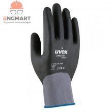 دستکش ایمنی Uvexمدل Unilite 6610F