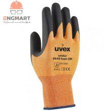 دستکش ایمنی Uvex مدل Unidur 6649 Foam OR
