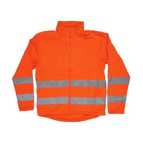 لباس کار سویشرت راهداری نارنجی :