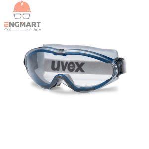 عینک ایمنی آزمایشگاهی uvex ultrasonic سری ۹۳۰۲۶۰۰