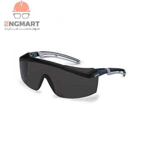 عینک ایمنی برشکاری یووکس مدل astrospec 2.0 سری 9164387