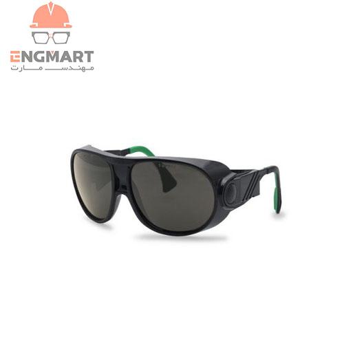 عینک ایمنی جوشکاری یووکس futura 9180143 سطح 3