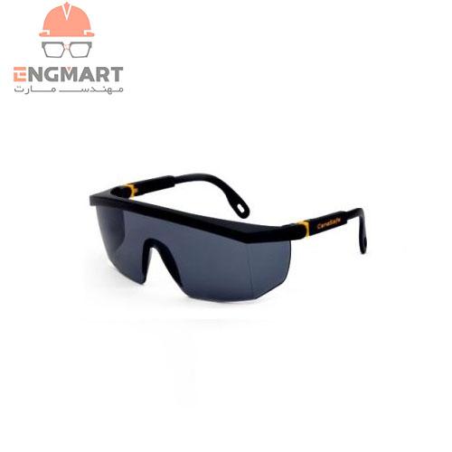 عینک ایمنی دودی canasafe مدل SamaRay