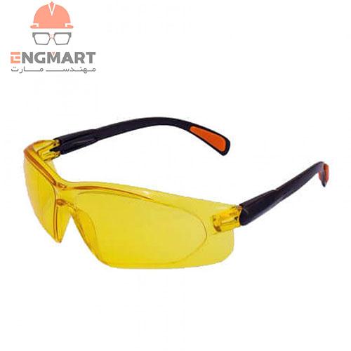 عینک ایمنی دید در شب برند توتاص سری AT113