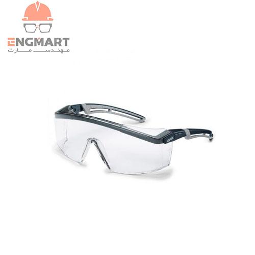 عینک ایمنی طبی یووکس مدل astrospec 2.0 سری 9164187