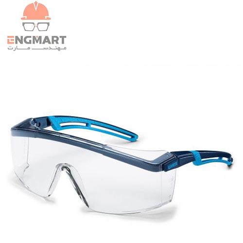 عینک ایمنی طبی یووکس astrospec 2.0 9164065