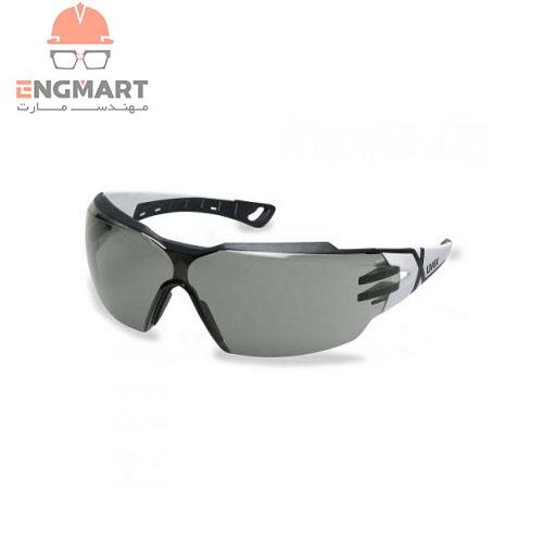 عینک ایمنی مهندسی آفتابی uvex مدل Pheos CX2 سری 9198237