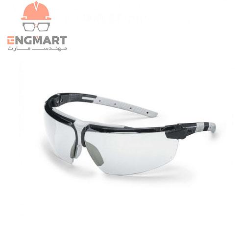 عینک ایمنی کامپیوتر یووکس مدل i-3 سری 9190175