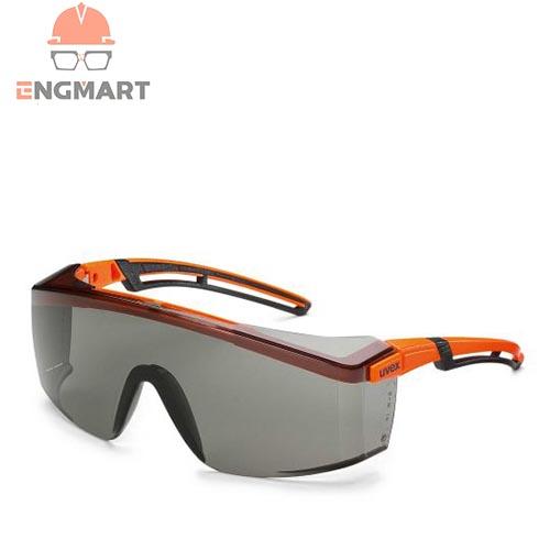 عینک ایمنی یووکس مدل astrospec 2.0 سری 9164246