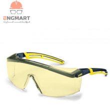 عینک ایمنی یووکس مدل astrospec 2.0 سری ۹۱۶۴۲۲۰