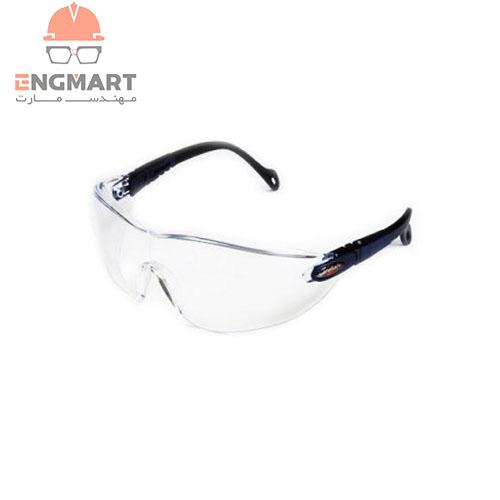 عینک ایمنی Canasafe مدل Curv-i شفاف