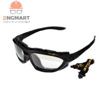 عینک ایمنی Canasafe مدل Spoggles شفاف