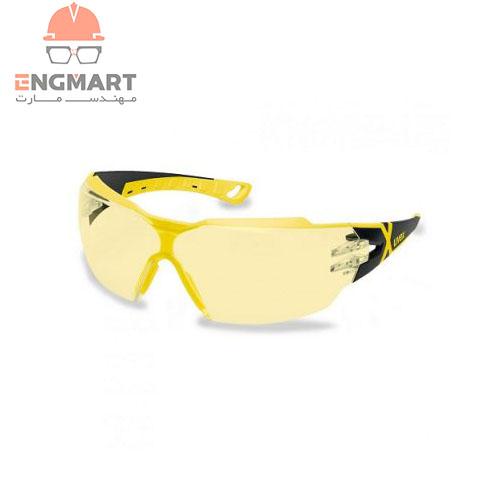 عینک ایمنی uvex مدل cx2 سری 9198285