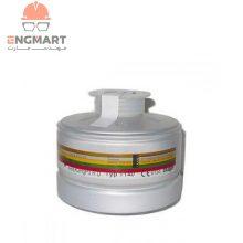 فیلتر ماسک شیمیایی مولتی گاز ۶ حالته مدل RD40 برند Drager