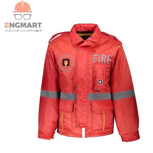 لباس آتش نشانی فایر من سایز L