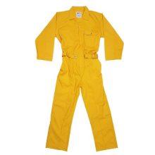 لباس کار یکسره برند MIDAS مدل MS رنگ زرد