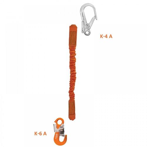 لنیارد تک قلاب فنری Kaya Safety مدل EL-1 قلاب K-4A/K-6A