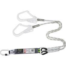 لنیارد جاذب انرژی با طناب ۱ متری قلاب دار با یک کارابین سری FA3060010
