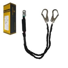 لنیارد طنابی سه سر قلاب ضد شوک برند البرز پوشش مدل A114