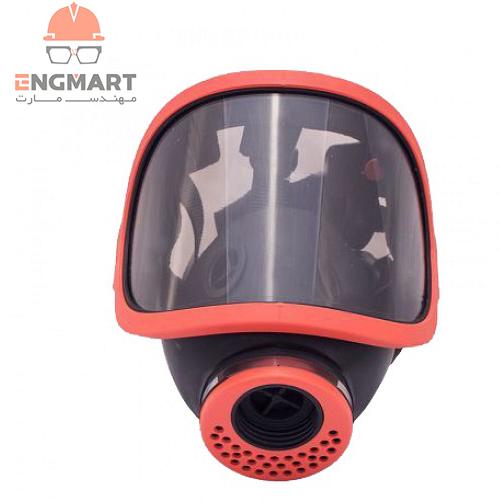 ماسک تمام صورت ضد گاز شیمیایی رابر Climax