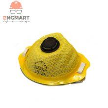 ماسک تنفسی سوپاپدار کربن اکتیو Canasafe مدل INNOVAIR 82115