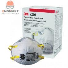 ماسک تنفسی ضد ویروس N95 برند ۳M سری ۸۲۱۰