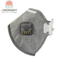 ماسک تنفسی کربن اکتیو FFP3 Hero سری HY8236