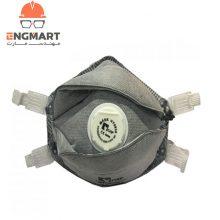 ماسک تنفسی سوپاپ دار  Apolo مدل HY8636 فیلتراسیون FPP3