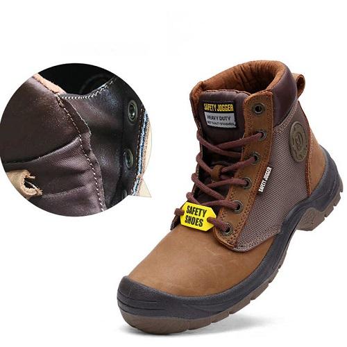 نمایندگی کفش و پوتین ایمنی safety jogger