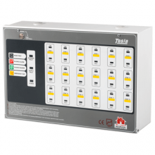 پنل مرکزی کنترل اعلام حریق برند تسلا مدل TCP