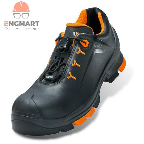 کفش ایمنی مهندسی UVEX 2 مدل S3 SRC سری 65021