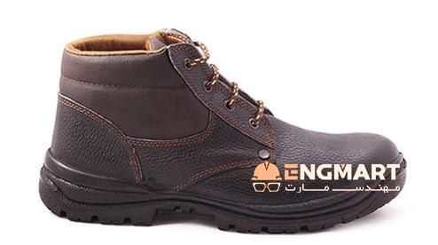 پوتین ایمنی کارگری ارک مدل رخش سری 103 محصولی بسیار با کیفیت از شرکت تولیدی کفش ارک تبریز می باشد.