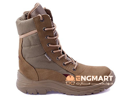 پوتین کوهنوردی تکاوری ارک سری 209 محصولی بسیار با کیفیت از شرکت تولیدی کفش ارک تبریز می باشد.