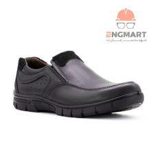 کفش اداری بی بند ارک مدل مارتین ۳۰۵ تمام چرمی