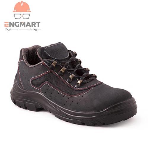 کفش ایمنی ارک مدل ریما سرمه ای 406