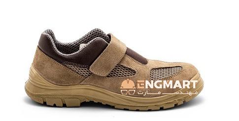 کفش ایمنی تابستانه ارک بند چسبی محصولی بسیار با کیفیت از شرکت تولیدی کفش ارک تبریز می باشد.