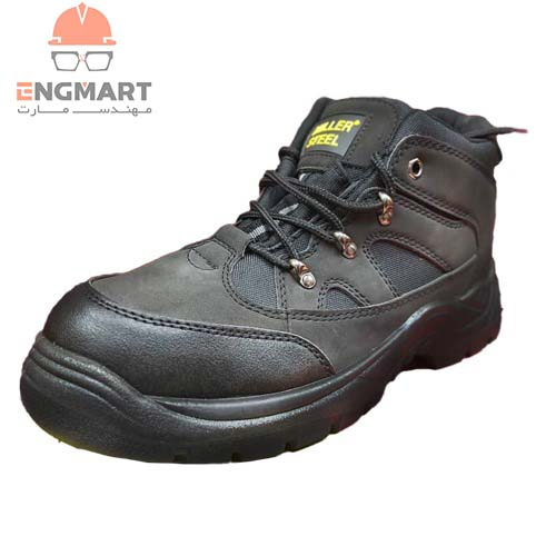 کفش ایمنی خارجی اورجینال برند Miller Steel مدل Ak MSB
