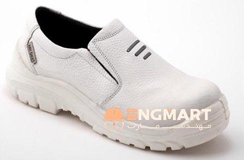 کفش ایمنی پرسنلی صنایع غذایی و بهداشتی محصولی بسیار با کیفیت از شرکت تولیدی کفش ارک تبریز می باشد.