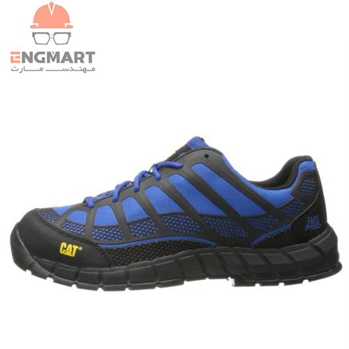 کفش ایمنی مهندسی کاترپیلار مدل Caterpillar CAT P90285 blue