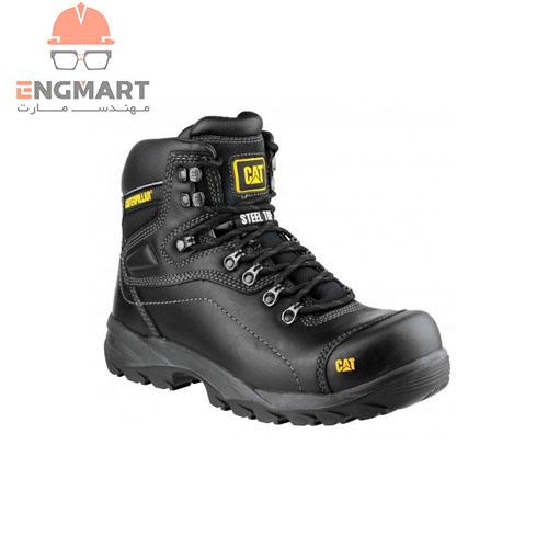 کفش ایمنی کاترپیلار مدل Diagnostic S3 سری SRC-bl