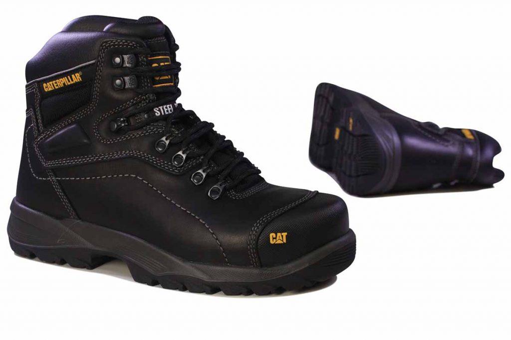 کفش ایمنی کاترپیلار مدل Caterpillar Diagnostic S3 سری SRC-bl