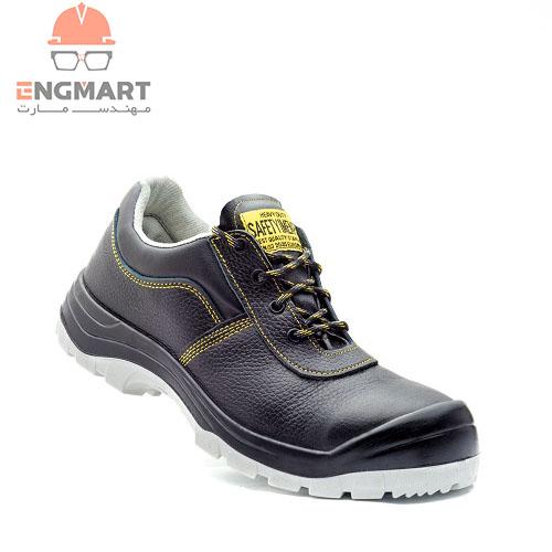 کفش ایمنی کار ایمن پا مدل بتا TPU ضد لغزش